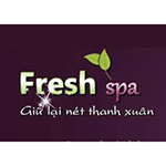 logo fresh spa