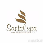 logo santal spa